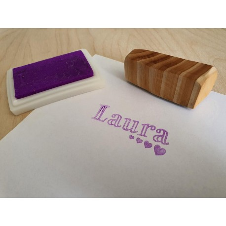 Custom Name Stamps
