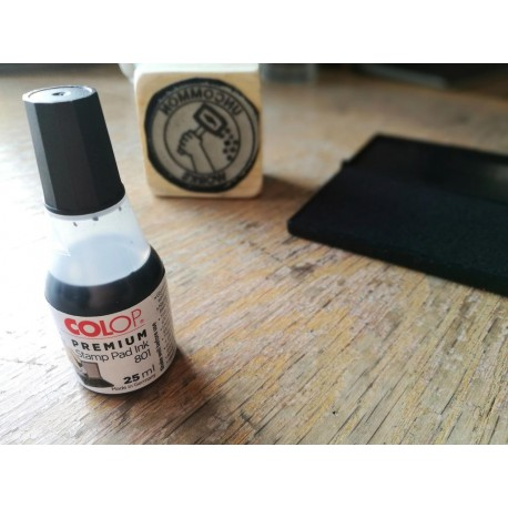 Colop stamp pad ink